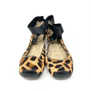 Jessica Simpson Shoes - Women's Jessica Simpson MANDALAYE Natural Leopard